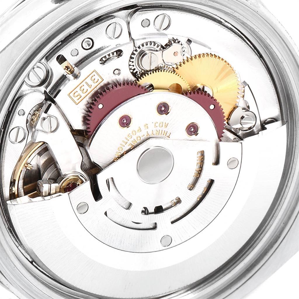 Rolex Datejust Turnograph Black Dial Steel Mens Watch 116264 Box Card SwissWatchExpo