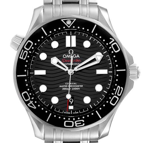 Photo of Omega Seamaster Diver Master Chronometer Watch 210.30.42.20.01.001 Unworn