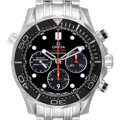 Photo of Omega Seamaster Diver 300M Co-Axial Steel Mens Watch 212.30.44.50.01.001