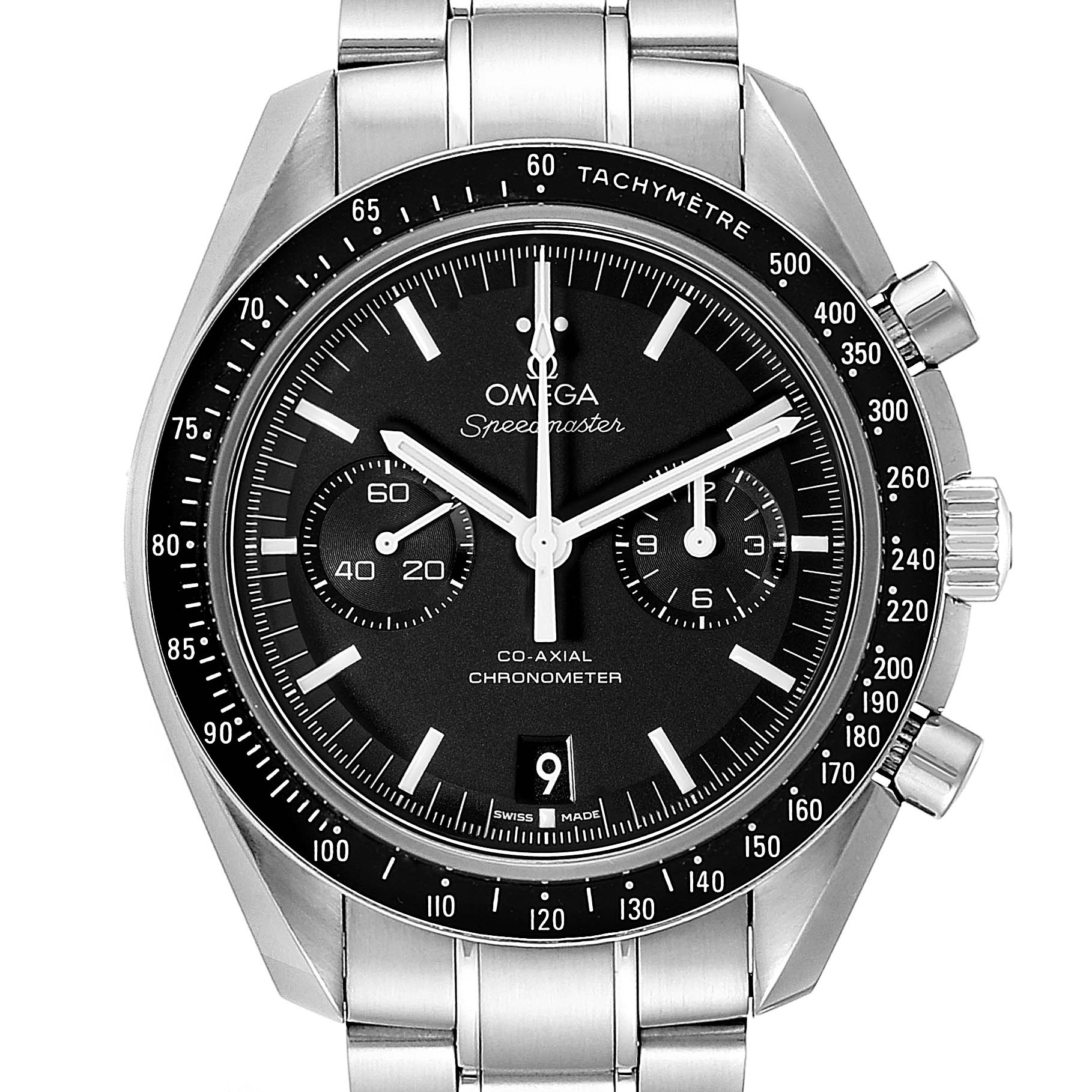 Omega Speedmaster Co-Axial Chronograph Watch 311.30.44.51.01.002 Box Card