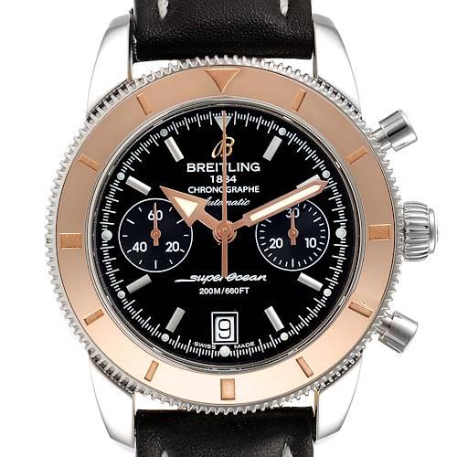 Photo of Breitling SuperOcean Heritage 44 Steel Rose Gold Watch U23370
