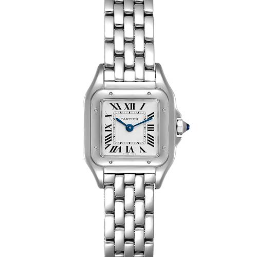 Photo of Cartier Panthere Small 22mm Steel Ladies Watch WSPN0006 Box