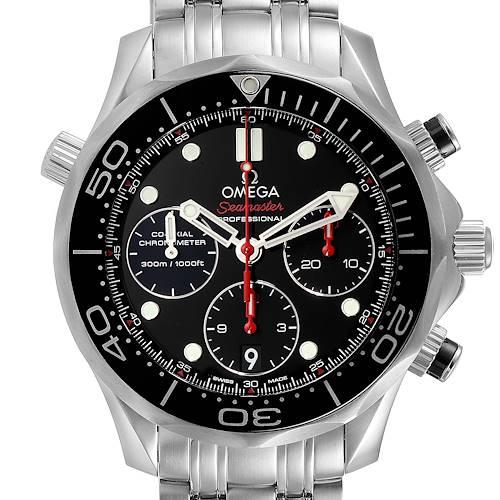 Photo of Omega Seamaster James Bond 007 Steel Mens Watch 212.30.44.50.01.001