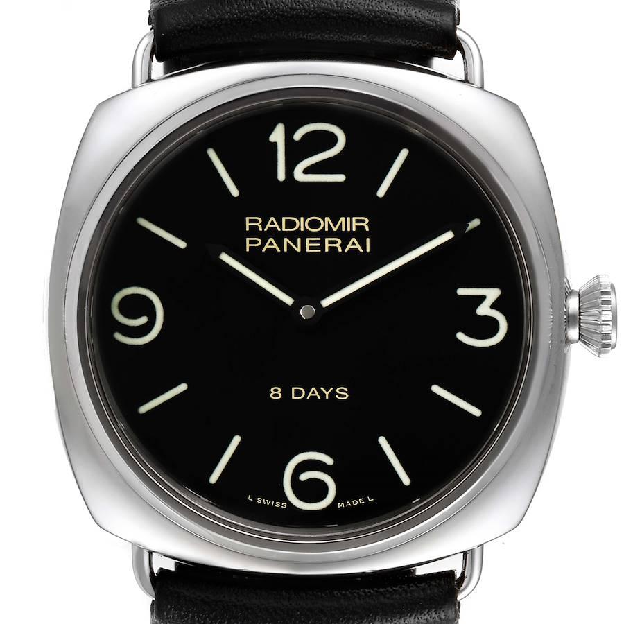 Panerai Radiomir 45mm 8 Days Mens Watch PAM610 PAM00610 Box Papers SwissWatchExpo