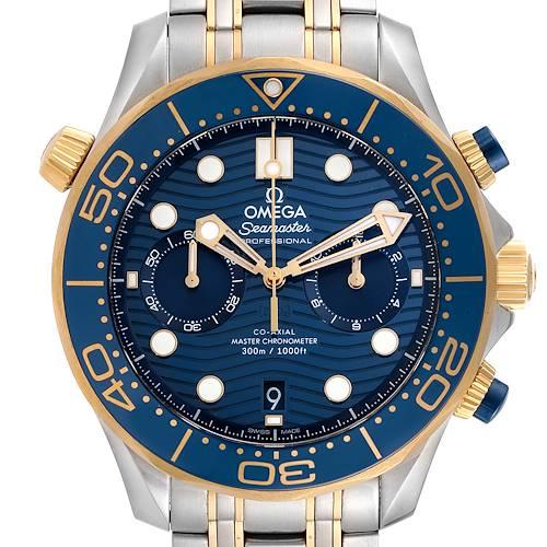 Photo of Omega Seamaster Diver Master Chronometer Watch 210.20.44.51.03.001 Unworn