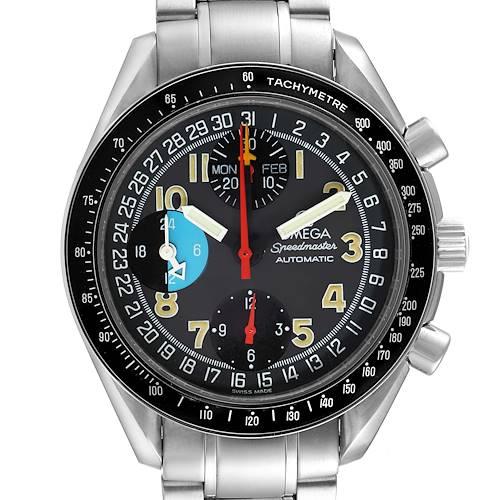 Photo of Omega Speedmaster Mark 40 Triple Calendar Mens Watch 3520.53.00