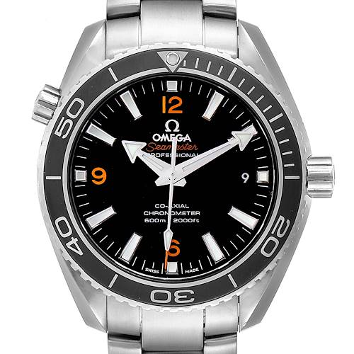 Photo of Omega Seamaster Planet Ocean Watch 232.30.42.21.01.003 Box Card