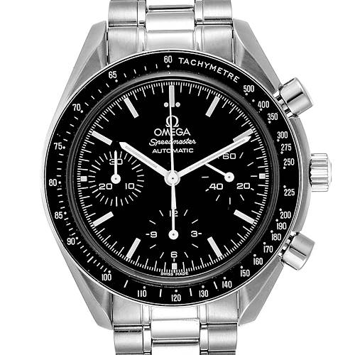 Photo of Omega Speedmaster Chrono Reduced Automatic Steel Watch 3539.50.00