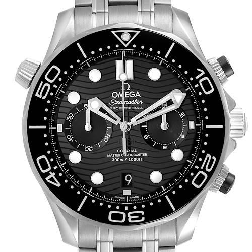 Photo of Omega Seamaster 44 Chronograph Mens Watch 210.30.44.51.01.001 Unworn