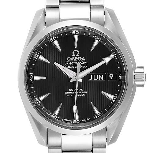 Photo of Omega Seamaster Aqua Terra 39 8.Annual Calendar Watch 231.10.39.22.01.001