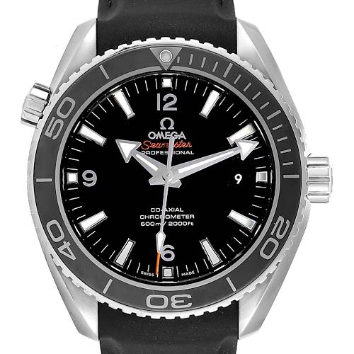 Photo of Omega Seamaster Planet Ocean Co-Axial Watch 232.32.46.21.01.003