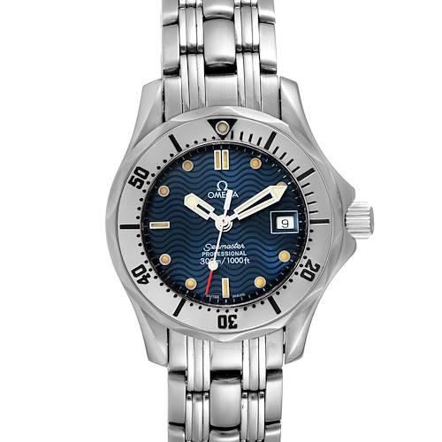 Photo of Omega Seamaster Diver 300M Quartz 28mm Steel Ladies Watch 2285.80.00