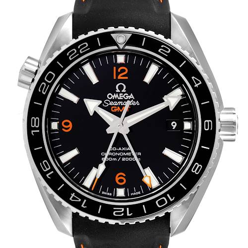 Photo of Omega Seamaster Planet Ocean GMT 600m Watch 232.32.44.22.01.002