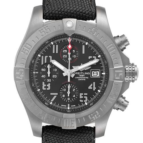 Photo of Breitling Avenger Bandit Grey Dial Titanium Mens Watch E13383