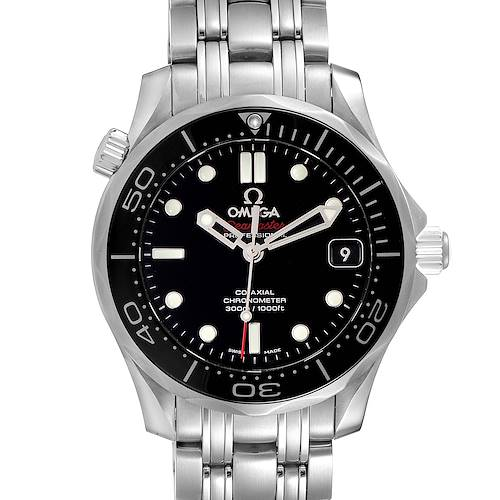 Photo of Omega Seamaster 300M Midsize Watch 212.30.36.20.01.002 Box Card