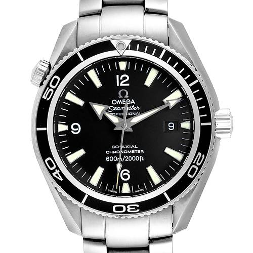Photo of Omega Seamaster Planet Ocean Mens 42mm Co-Axial Watch 2201.50.00