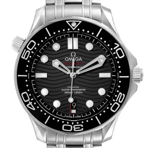Photo of Omega Seamaster Diver Master Chronometer Watch 210.30.42.20.01.001 Box Card