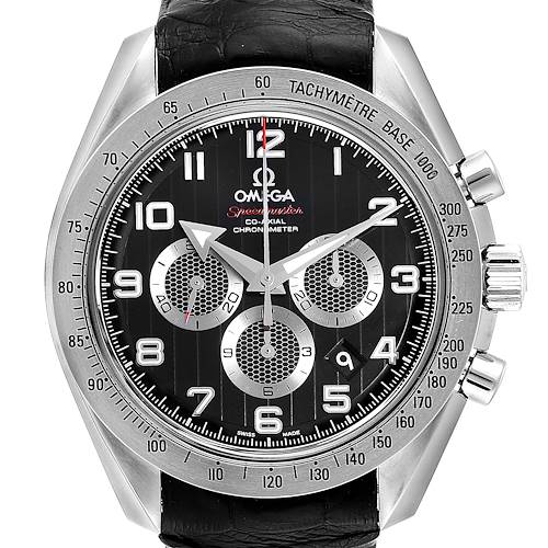 Photo of Omega Speedmaster Broad Arrow Black Dial Watch 321.13.44.50.01.001