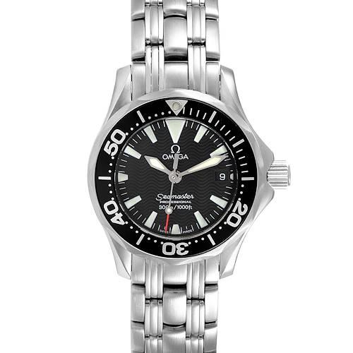 Photo of Omega Seamaster Diver 300M Quartz 28mm Steel Ladies Watch 2282.50.00 Unworn