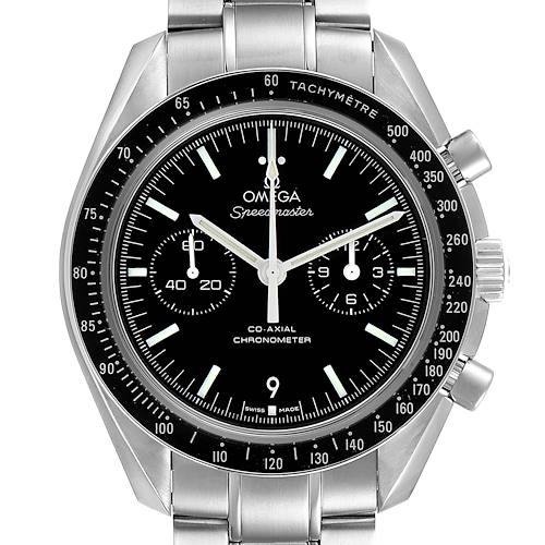 Photo of Omega Speedmaster Co-Axial Chronograph Watch 311.30.44.51.01.002 Box Card