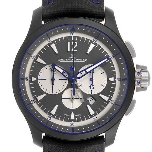 Photo of Jaeger LeCoultre Master Compressor Ceramic Watch 179.C.C7 Q205C571 Unworn