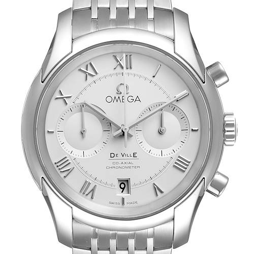 Photo of Omega DeVille Co-Axial Chronograph Mens Watch 431.10.42.51.02.00 Unworn