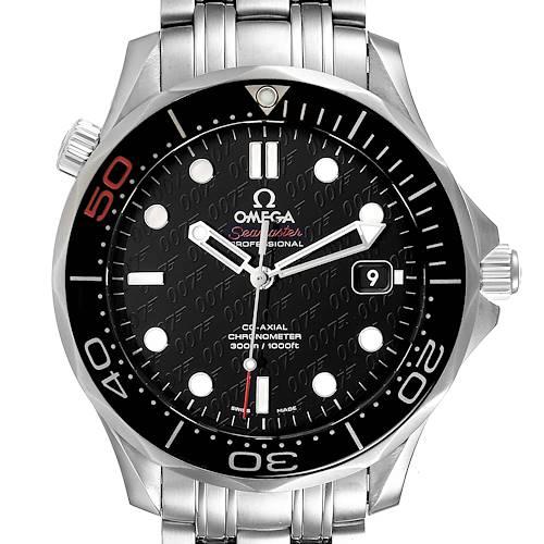 Photo of Omega Seamaster Limited Edition Bond 007 Watch 212.30.41.20.01.005 Unworn