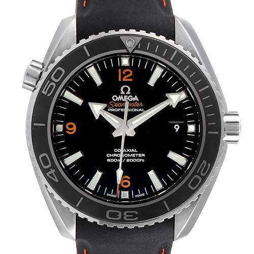 Photo of Omega Seamaster Planet Ocean 600M Steel Mens Watch 232.32.46.21.01.003