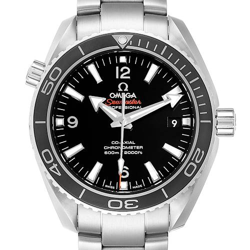 Photo of Omega Seamaster Planet Ocean Watch 232.30.42.21.01.001 Box