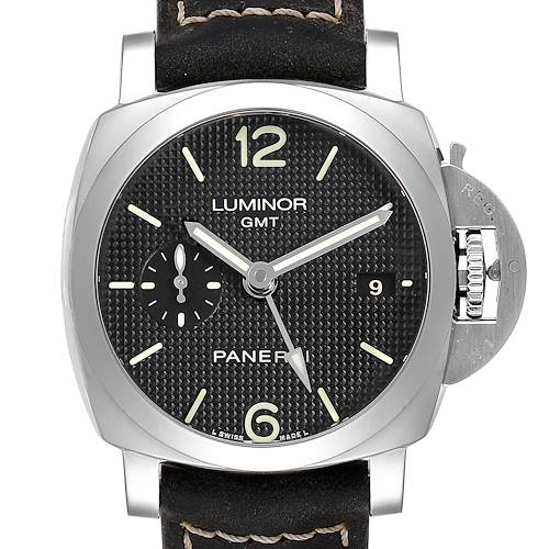 Photo of Panerai Officine Luminor 1950 3 Days Power Reserve Watch PAM00535