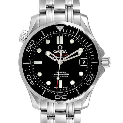 Photo of Omega Seamaster 300M Midsize Steel Mens Watch 212.30.36.20.01.002