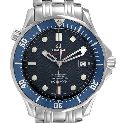 Photo of NOT FOR SALE Omega Seamaster Bond 300M Co-Axial Steel Mens Watch 2220.80.00 Box Card PARTIAL PAYMENT