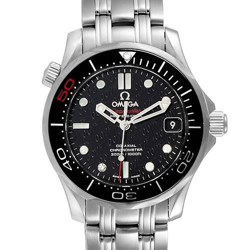 Photo of Omega Seamaster Midsize Bond 007 Limited Edition Watch 212.30.36.20.51.001