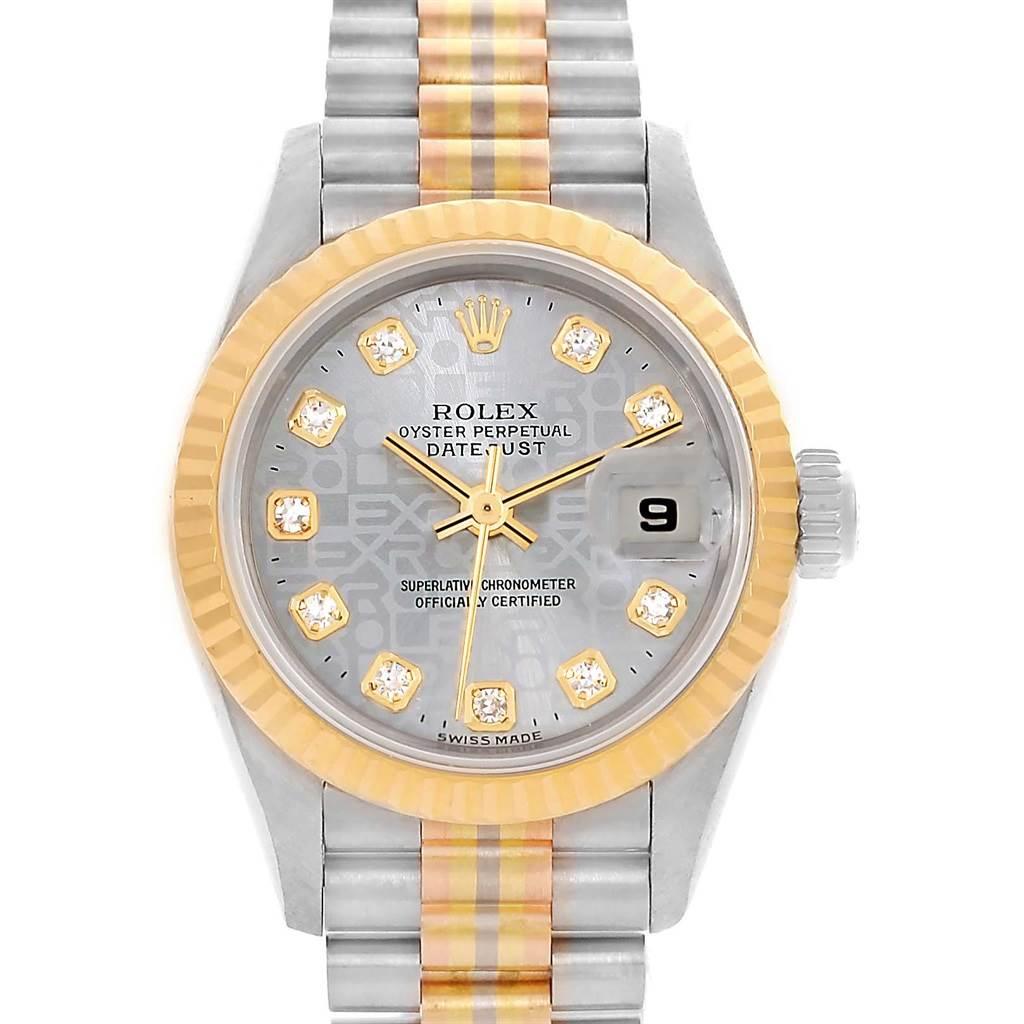 Rolex Presidential Gold Diamond Price