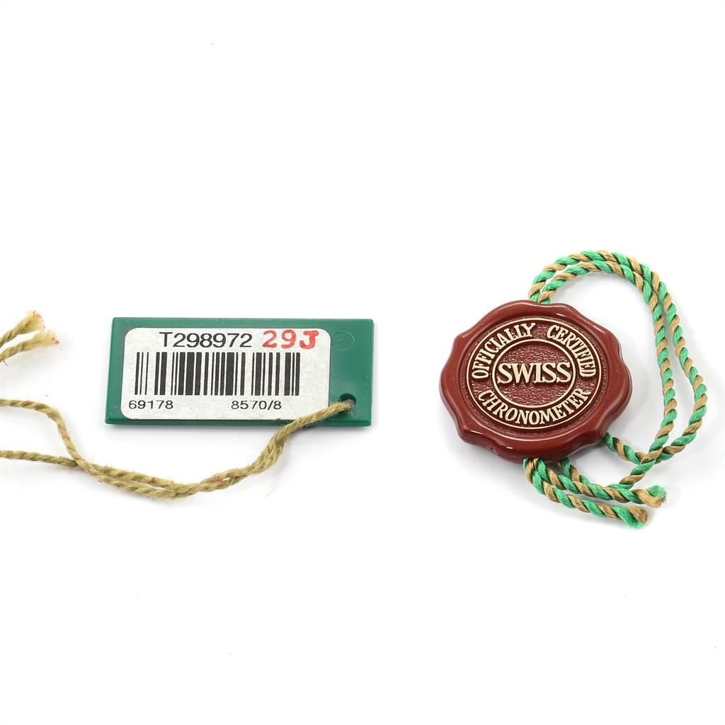 Rolex President Datejust Yellow Gold MOP Diamond Ladies Watch 69178 SwissWatchExpo