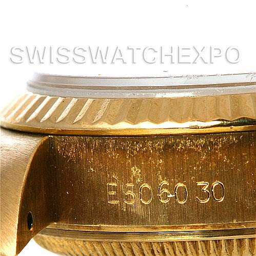 2976A Rolex President Ladies 18k Yellow Gold Watch 69178 SwissWatchExpo
