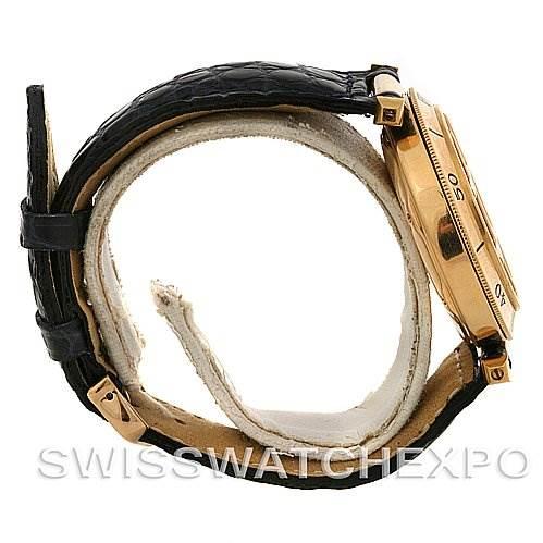 2480 Cartier Pasha C Grid 18k Yellow Gold 38mm Watch SwissWatchExpo