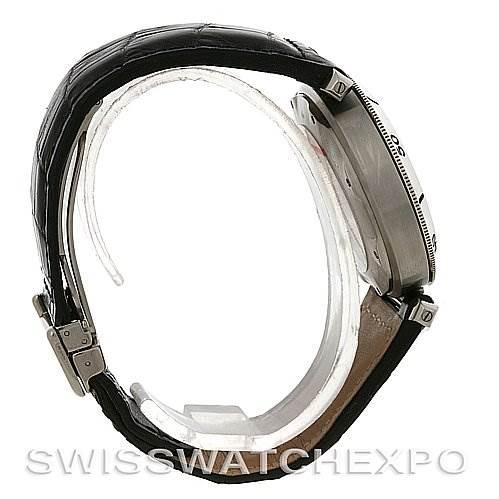 Cartier Pasha Millennium Edition Platinum Bezel Watch W3105155 SwissWatchExpo