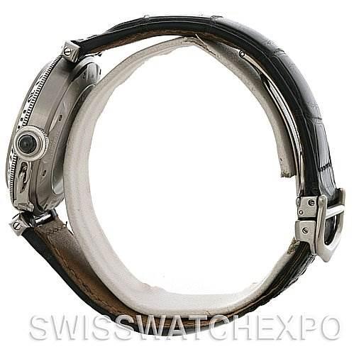 Cartier Pasha Grille 38.0 mm Watch W3105255 SwissWatchExpo
