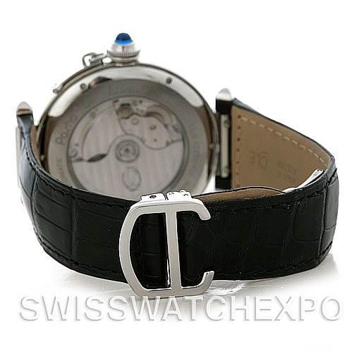 5209 Cartier Pasha Automatic Mens Watch W3107255 SwissWatchExpo