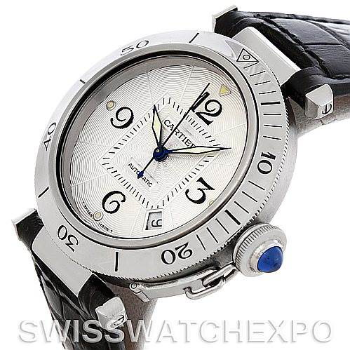 Cartier Pasha Seatimer 38mm Mens Watch SwissWatchExpo