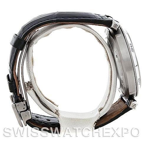 Cartier Pasha Power Reserve Mens Steel Watch W31037H3 SwissWatchExpo