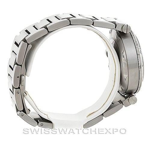 6272 Cartier Pasha Seatimer Steel Watch W31077M7 SwissWatchExpo