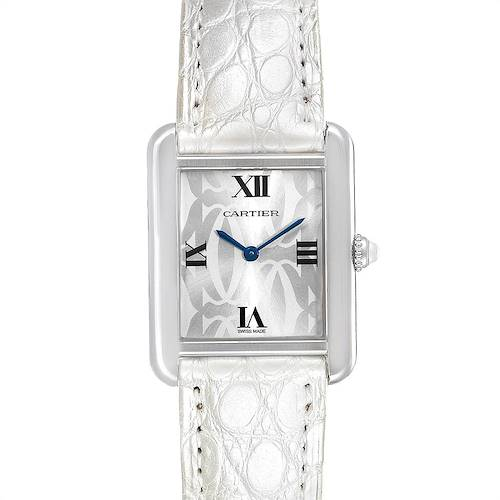 Photo of Cartier Tank Solo Limited Eddition Ladies Steel Watch W1019555