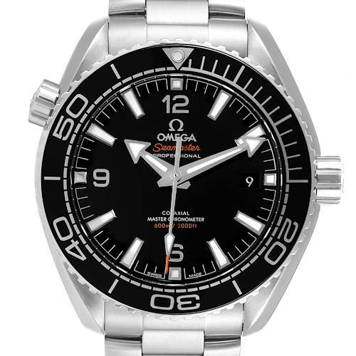 Photo of Omega Seamaster Planet Ocean Steel Mens Watch 215.30.44.21.01.001