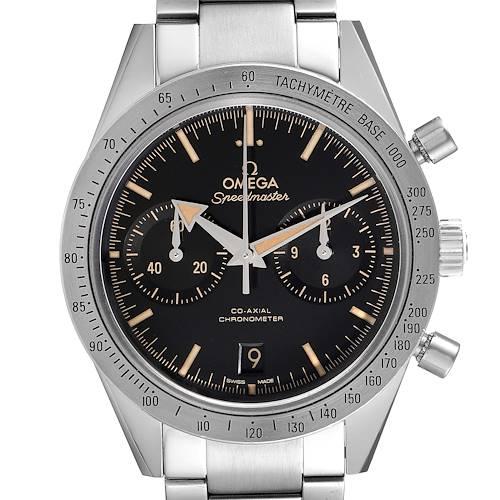 Photo of Omega Speedmaster 57 Broad Arrow Steel Mens Watch 331.10.42.51.01.002