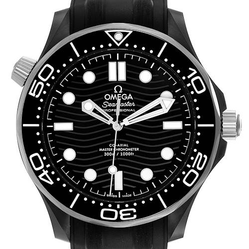 Photo of Omega Seamaster Co-Axial 44mm Mens Watch 210.92.44.20.01.001 Unworn