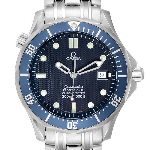 Photo of Omega Seamaster 300M Automatic Steel Mens Watch 2531.80.00 Box Card