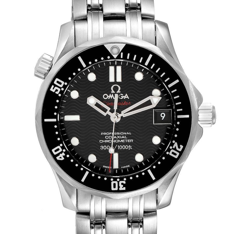 Omega Seamaster 300M Midsize 36 Mens Watch 212.30.36.20.01.001 Card SwissWatchExpo