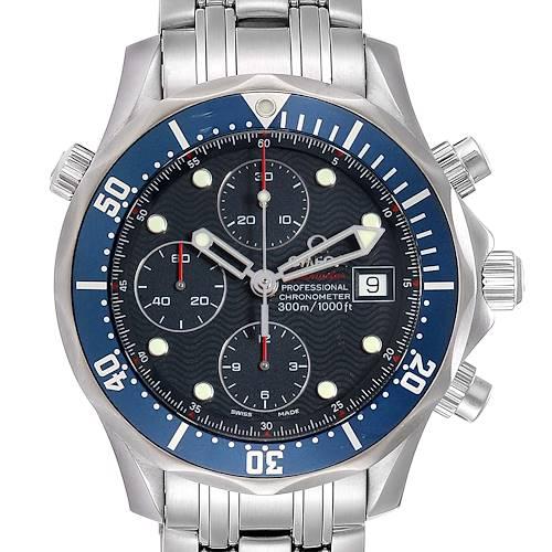 Photo of Omega Seamaster 300m Chronograph Automatic 41.5 mm Watch 2225.80.00